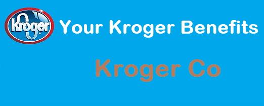 your kroger benefits
